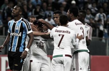 Fluminense empata com Grêmio e avança para as semifinais da Copa do Brasil