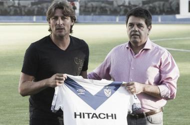 El presidente desea que Zárate siga en el club | Foto :FM Late