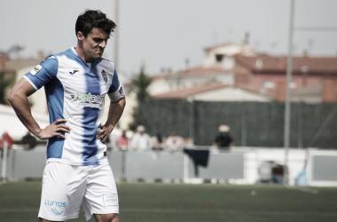 Los tres puntos se quedaron en Llagostera   Foto: Atl. Baleares