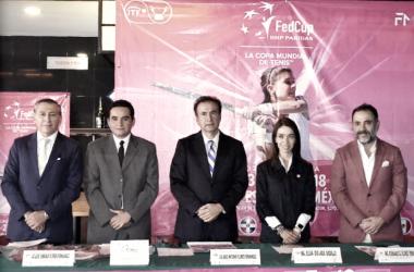 México será sede de la Fed Cup. Foto vía: FMT.