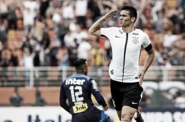 Zagueiro era visto como um dos destaques da equipe (Foto: Daniel Augusto Jr/Agência Corinthians)