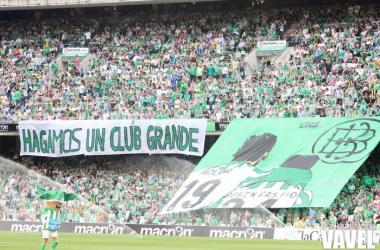 Real Betis 2015: marzo, abril y mayo