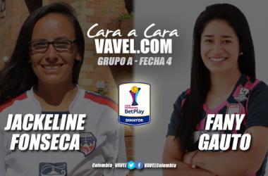 Cara a cara: Jackeline Fonseca vs Fany Gauto