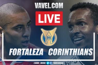 Gols e melhores momentos de Fortaleza 1 x 0 Corinthians pelo Campeonato Brasileiro