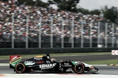 A Force India pode estar a deixa passar uma boa oportunidade de brilhar ( foto: Force India)