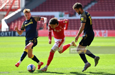 Nottingham Forest 1-1 Stoke City: The spoils are shared at the City Ground