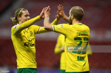 Nottingham Forest 0-2 Norwich City: Canaries move ten points clear with ninth consecutive win