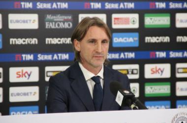 """Udinese - Nicola: """"Vogliamo far sudare la Juventus, facendo un ulteriore step di miglioramenti"""""""