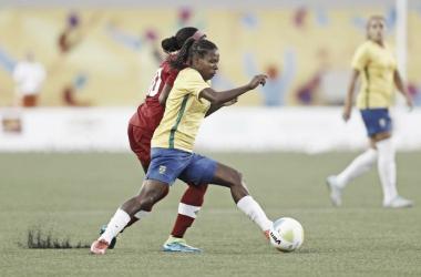 Seleção Brasileira pode conquistar sua primeira medalha de bronze (Foto: Reprodução: Rafael Ribeiro / CBF)