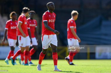 """Tyrese Fornah: """"This is what I was born to do, this is my destiny to play for the club I love"""""""