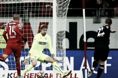 Fortuna Dusseldorf 1-0 Union Berlin: Dramatic late winner for F95 in their last game of the year