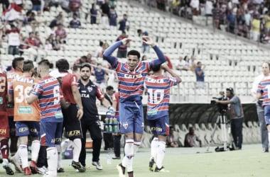 Com Gustavo decisivo, Fortaleza vira contra lanterna Boa Esporte