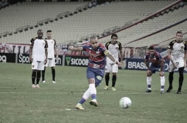 Com gol de Wellington Paulista, Fortaleza usa eficiência no ataque para vencer Sport