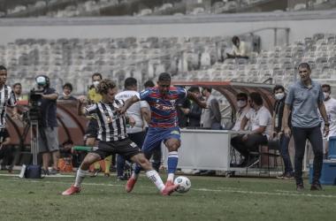 Gols e Melhores Momentos de Fortaleza x Atlético-MG (0-2)
