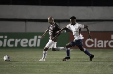 Fortaleza marca no começo, suporta pressão do Caxias e se classifica na Copa do Brasil