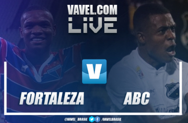 Resultado de Fortaleza x ABC (1-0)