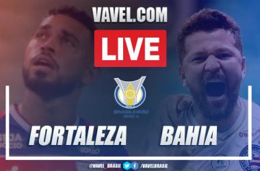 Gols e melhores momentos de Fortaleza 0x4 Bahia pelo Campeonato Brasileiro
