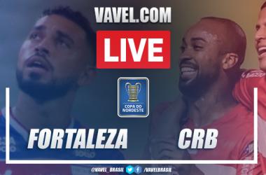Gol e melhores momentos Fortaleza 1 x 0 CRB na Copa do Nordeste 2021