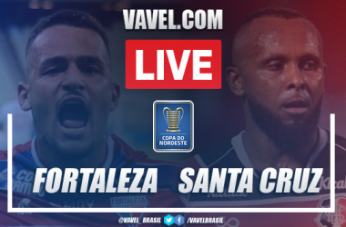 Gols e melhores momentos de Fortaleza 0x1 Santa Cruz pela Copa do Nordeste