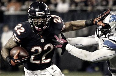Matt Forte anuncia su retirada | Foto: NFL.com