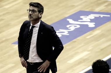 Fotis Katsikaris ha participado en 4 Copas del Rey y acumula 4 derrotas | Foto: ACB Photo