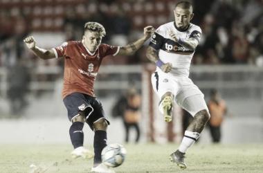 El Lobo volvió a sumar de a tres tras cinco encuentros.<div>Foto // Asociación del Fútbol Argentino (A.F.A)</div>