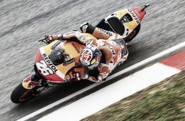 Espanhol Dani Pedrosa crava primeiro lugar no classificatório na etapa da Malásia da MotoGP