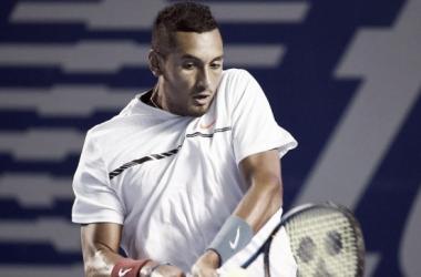 Jogando em alto nível, Kyrgios elimina Djokovic no México