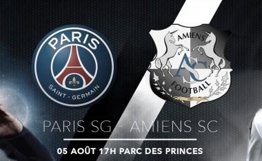 Previa PSG - AmiensSC: el primer capítulo en busca del título