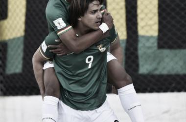 Com um a menos, Bolívia vence Paraguai e deixa lanterna