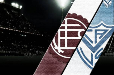 Vélez - Lanús, Torneo Inicial 2013 así lo vivimos