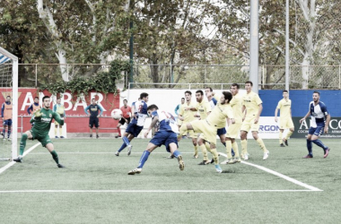 El CD Ebro rescata un punto de oro ante el Villarreal 'B'
