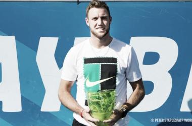 ATP 250 Delray Beach: Raonic desiste de final e Sock conquista título