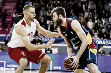 Fuente: (ACB Photo/Albert Martín) Previa RETAbet Bilbao Basket vs MoraBanc Andorra: partido con diferentes interesses