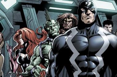Los Inhumanos del universo Marvel. (Foto(sin efecto): IGN)
