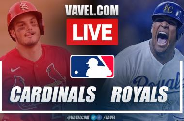 Highlights and Runs: St. Louis Cardinals 6-0 Kansas City Royals in MLB 2021