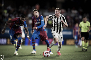Goals and Highlights: Juventus 3-1 Atalanta  Preseason Match