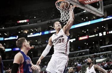 Resultado Detroit Pistons - Los Angeles Clippers (103-112)