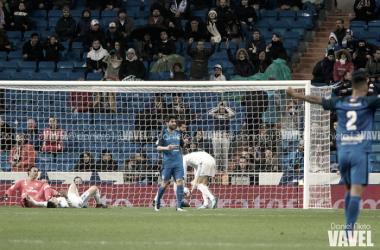 Ausencia de fútbol en el Real Madrid