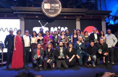 Ganadores de los Premios MiM 2018. Fuente: MiM Series