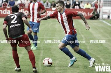 Un empate positivo en Zamora