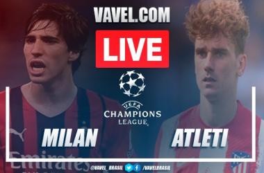 Gols e melhores momentos de Milan 1x2 Atlético de Madrid pela Champions League