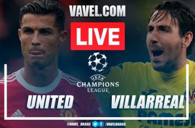 Gols e melhores momentos de Manchester United 2x1 Villarreal pela Champions League