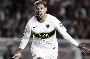 Con gol de Cardona, Boca venció a Independiente / Foto: Marca