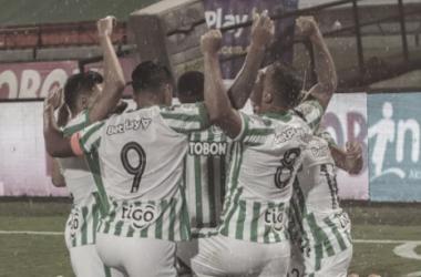 Datos de Atlético Nacional en su debut por Liga BetPlay ante Santa Fe