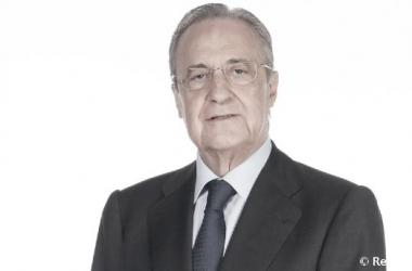 """Florentino en defensa de la SuperLiga: """"El fútbol está herido"""""""