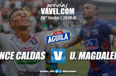 Previa Once Caldas vs. Unión Magdalena: por el honor y juego limpio
