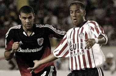 River vs Junior año 2005