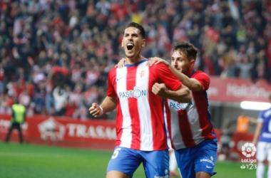 El Oviedo cae en el Molinón en un partido mal planteado y con poco fútbol