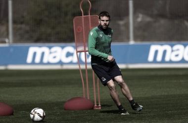 La Real sin lateral izquierdo a pocos días de disputar la final de la Copa del Rey